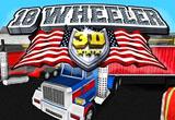 3D 18 Wheeler