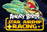 Angry Birds Star Airship Racing
